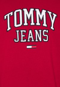 Tommy Jeans - COLLEGIATE LOGO - Sweatshirt - wine red