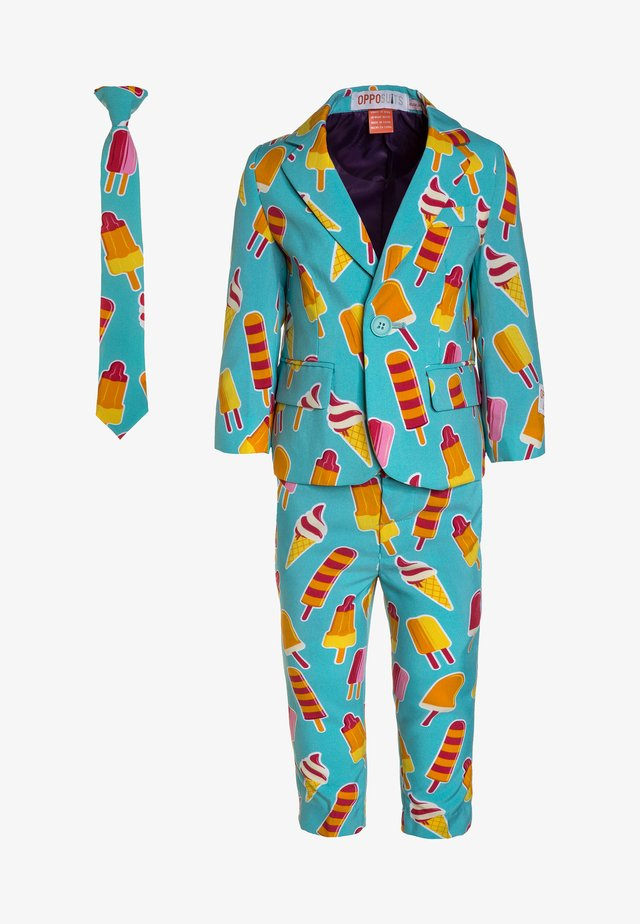 BOYS COOL CONES SET - Kostym - multicolor