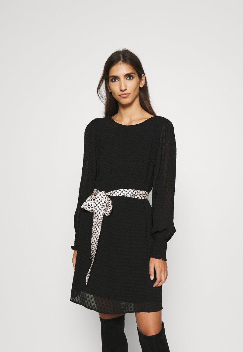 Claudie Pierlot - RAPHAEL - Day dress - noir