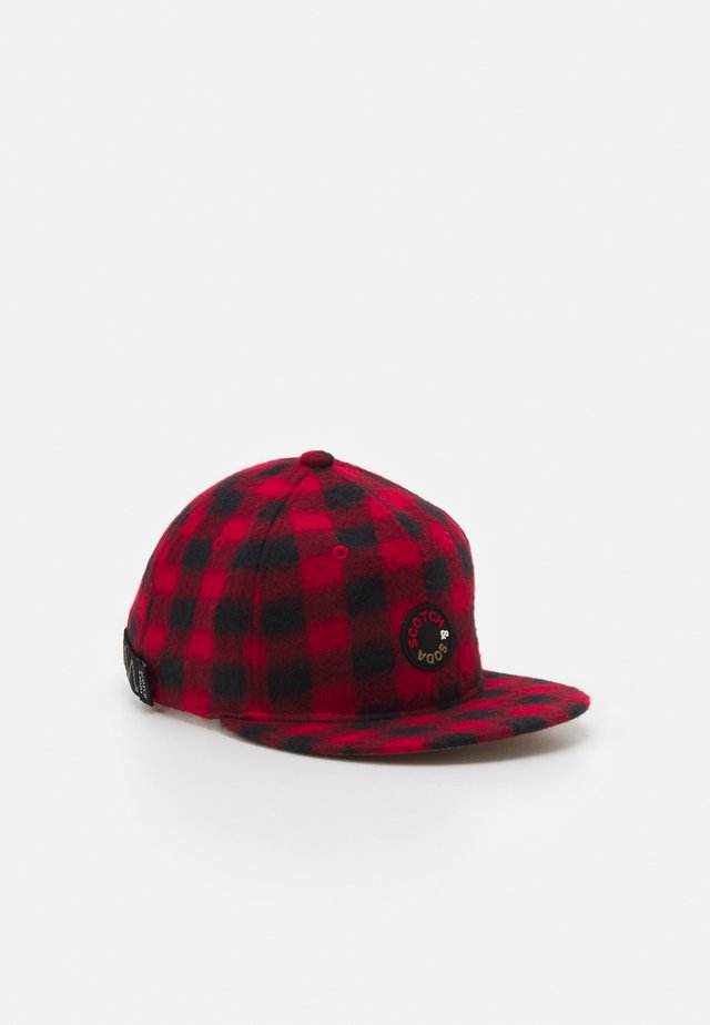 KEY STYLE - Cap - red