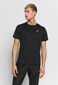 ASICS - KATAKANA  - T-shirt print - performance black - 0