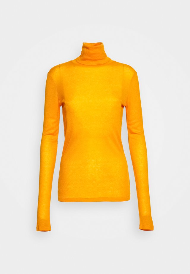 WOMEN - Jumper - pumpkin