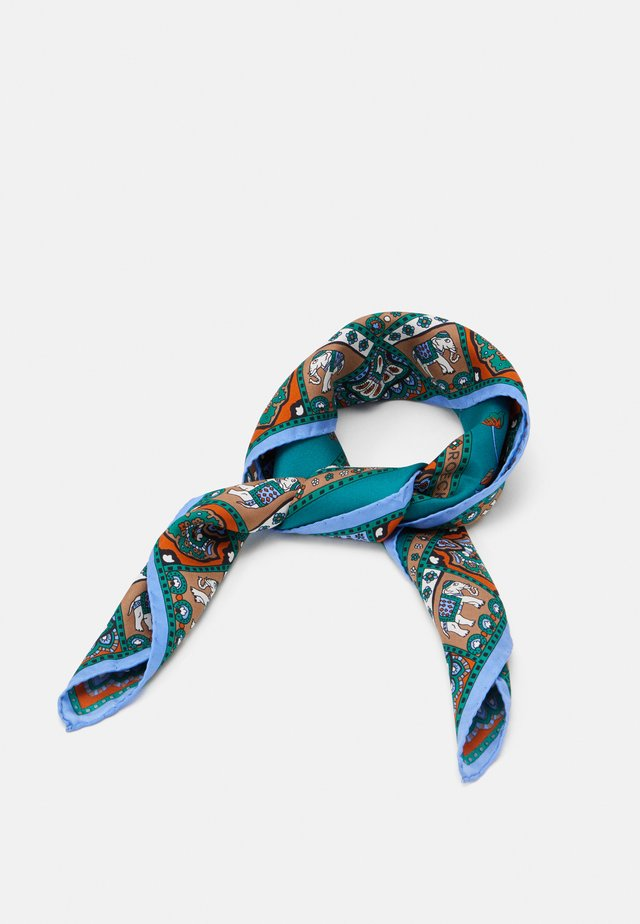 ELEPHANT GARDEN - Scarf - multi/green