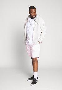 Polo Ralph Lauren Big & Tall - DOUBLE TECH HOOD - Zip-up hoodie - heather - 1