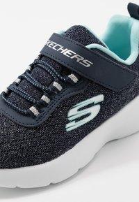 Skechers - DYNAMIGHT 2.0 - Sneaker low - navy/light blue - 2