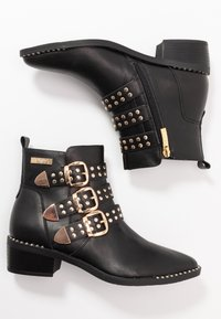 JETTE - Ankle boots - black - 3