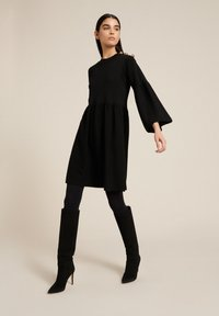 Luisa Spagnoli - MEMORY - Jumper dress - nero - 0