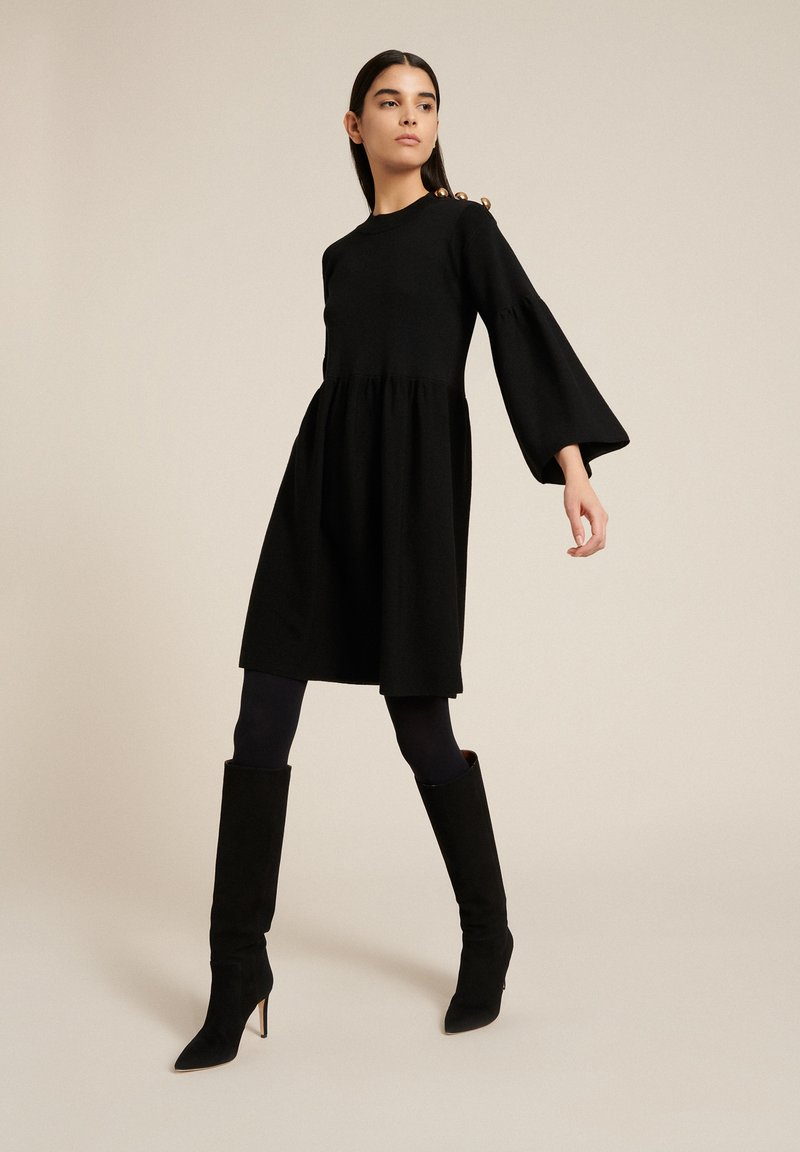 Luisa Spagnoli - MEMORY - Jumper dress - nero