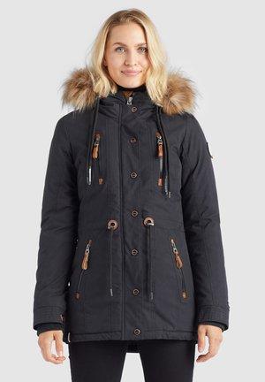 DEJITA - Winter jacket - schwarz