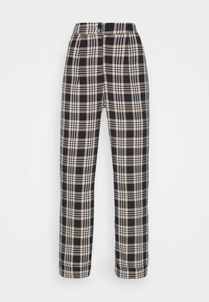 VAMY TROUSER - Trousers - check