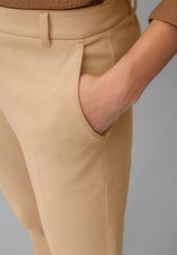 Marc O'Polo - Trousers - soaked sand - 3