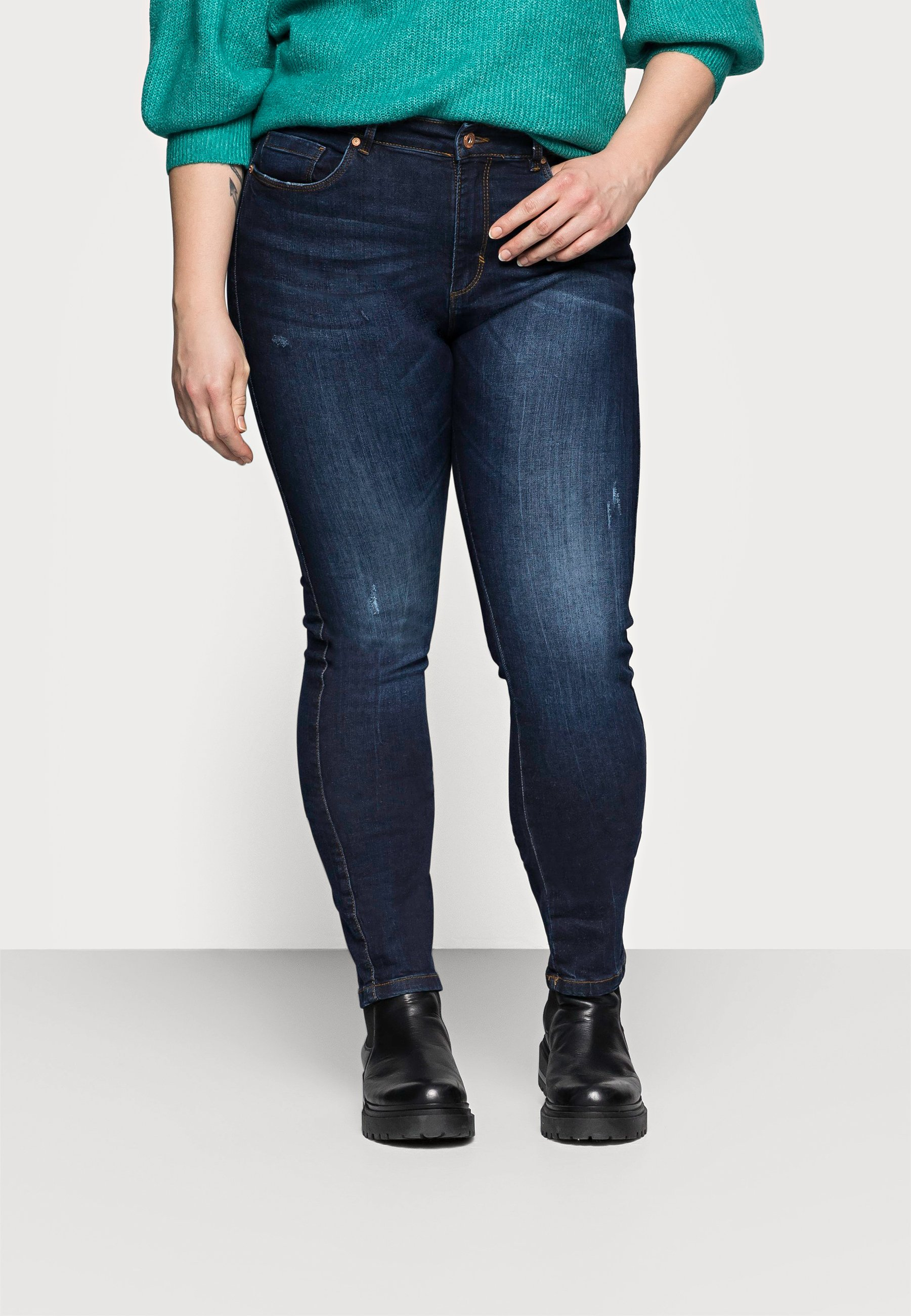 Femme CARFONA LIFE - Jeans Skinny