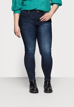 CARFONA LIFE - Skinny džíny - dark blue denim