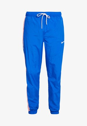 PANT - Tracksuit bottoms - game royal/pink gaze/white