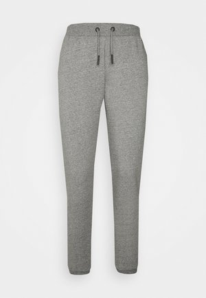 RUBY JOGGER - Tracksuit bottoms - grindle/silver