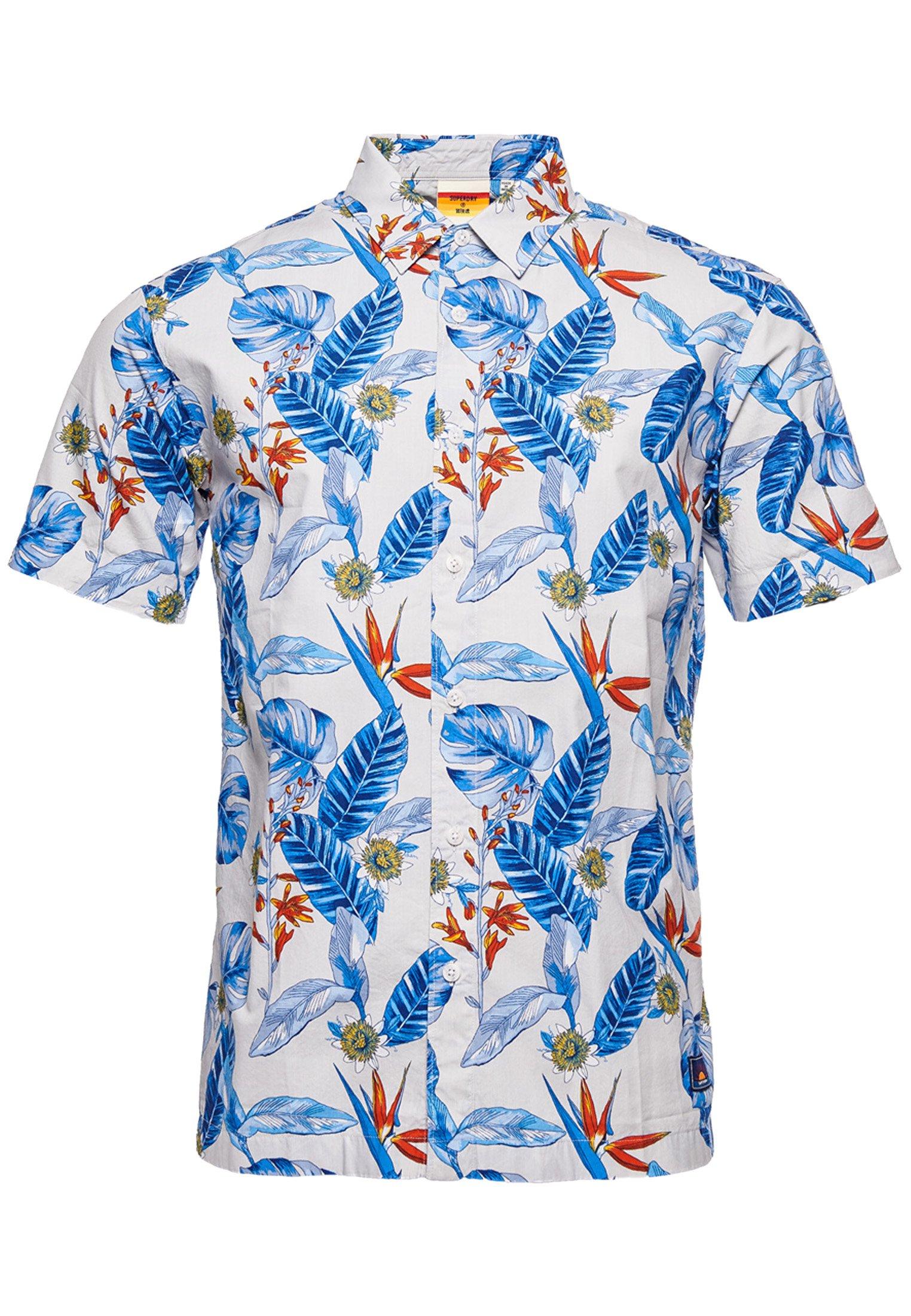 Uomo HAWAIIAN  - Camicia