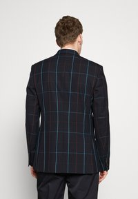 Paul Smith - GENTS JACKET CHECKED - Suit jacket - dark blue - 2
