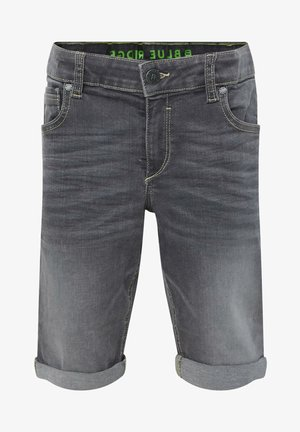 Jeansshort - light grey