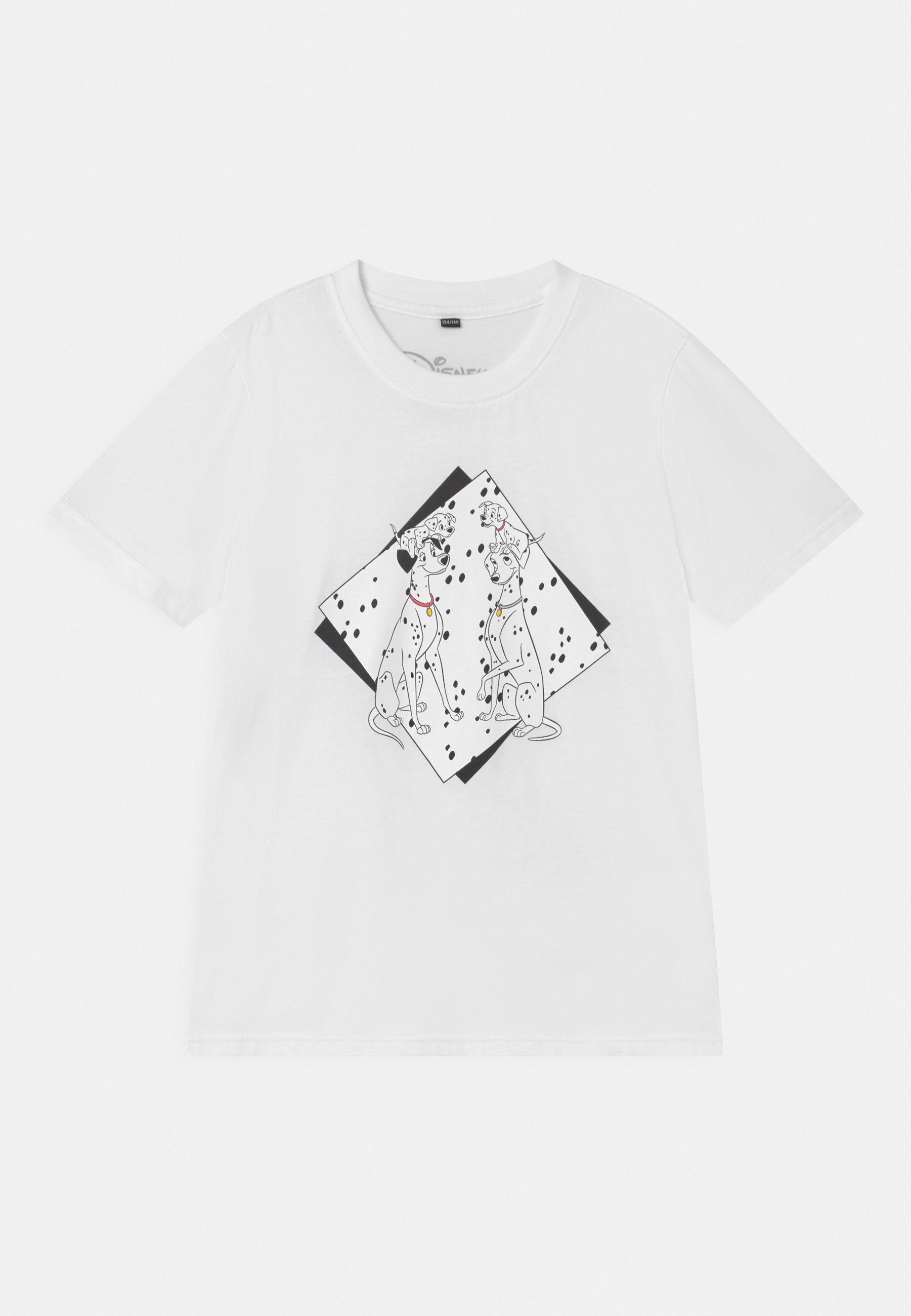 Kids 101 DALMATINER TEE UNISEX - Print T-shirt