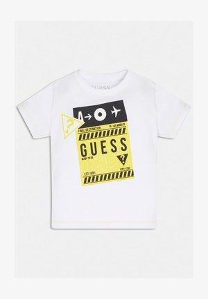 LOGO  - Print T-shirt - wit