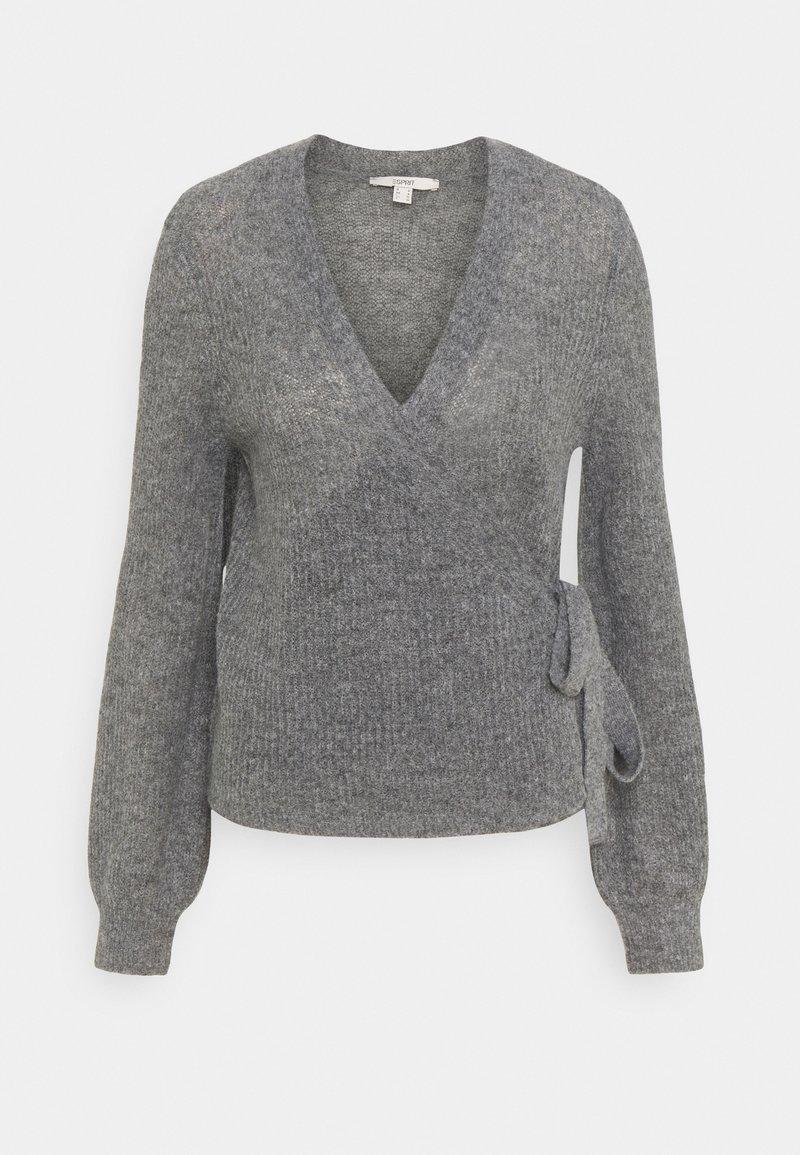 Esprit - Cardigan - medium grey