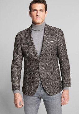 Blazer jacket - dunkelbraun