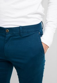 Tommy Hilfiger - BLEECKER - Chinos - blue - 3