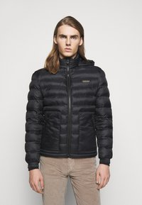 HUGO - BALIN - Veste mi-saison - black/gold - 0