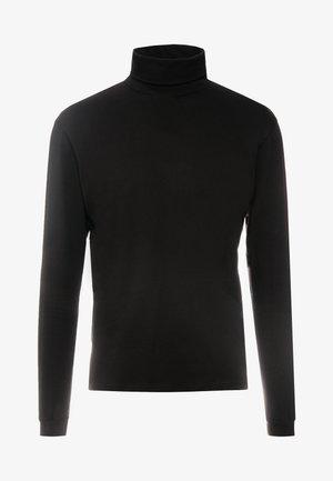 AMIN TURTLENECK - Långärmad tröja - black