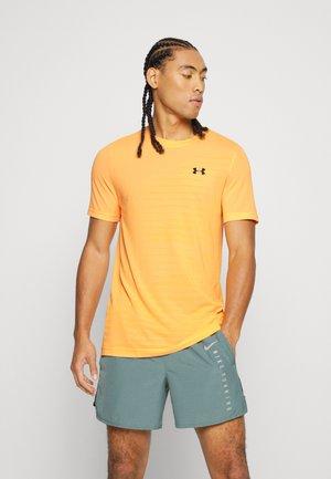 SEAMLESS FADE - T-Shirt print - orange