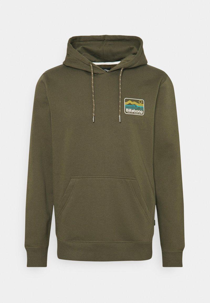 Billabong - DREAMCOAST - Sweatshirt - military