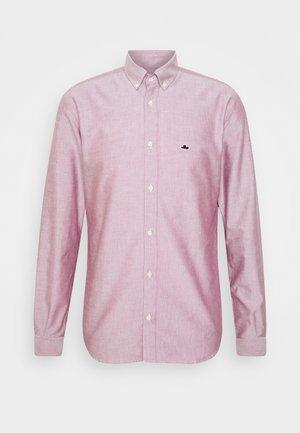 SEINFIELD - Shirt - bordeaux/white