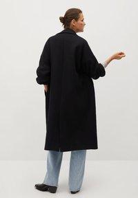 Mango - GAUGUIN - Classic coat - schwarz - 1