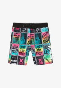Hurley - POSTER - Swimming shorts - multi-coloured - 2