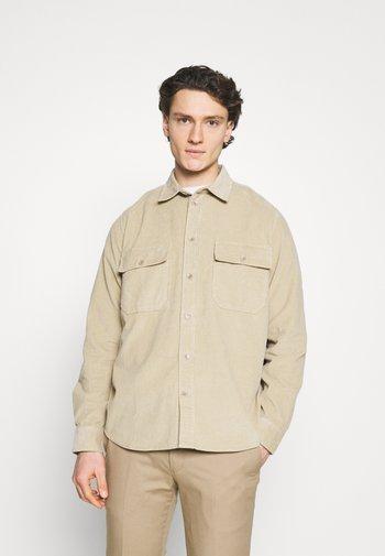 ANDREW CORD - Overhemd - light sand