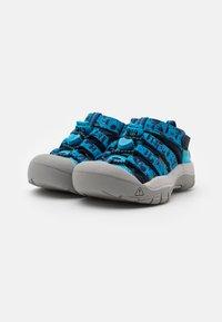 Keen - NEWPORT H2 UNISEX - Chodecké sandály - vivid blue/katydid - 1