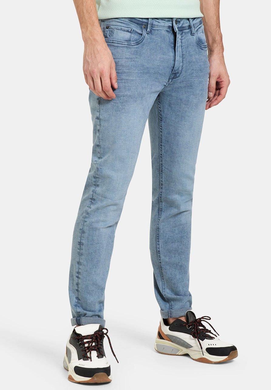 Herren LUCAS SLIM ZENO L34 - Jeans Slim Fit