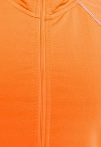 ONLY Play - ONPPERFORMANCE RUN BRUSHED ZIP - Sports jacket - sunset orange/black - 2