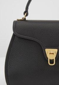 Coccinelle - MARVIN  LADY BAG - Handbag - noir - 2