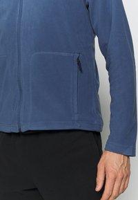 Columbia - FAST TREK LIGHT FULL ZIP  - Fleecová bunda - dark blue - 5