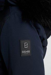 8848 Altitude - CRISTAL JACKET - Kurtka narciarska - navy - 5