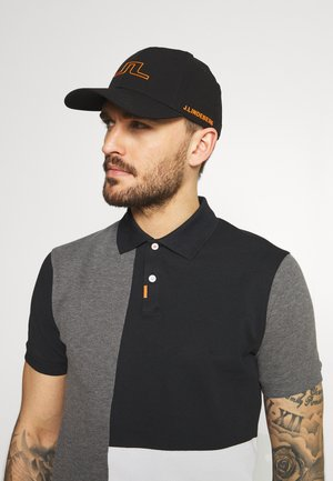CADEN GOLF - Cap - black