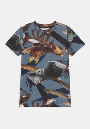 RALPHIE - Print T-shirt - blue