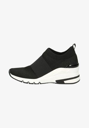 SNEAKER - Sneakers - black flyknit