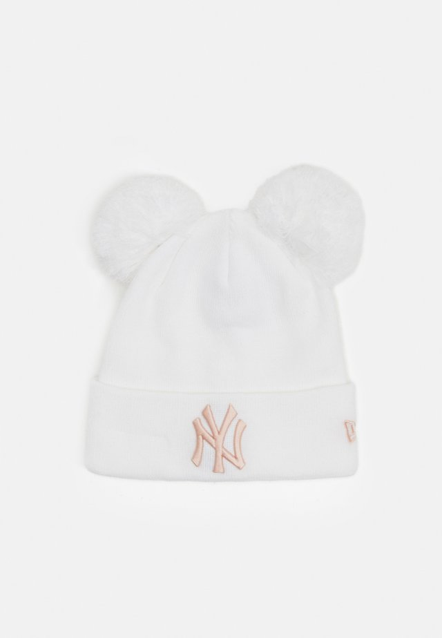 LEAGUE BOBBLE NEYYAN - Berretto - white/pink