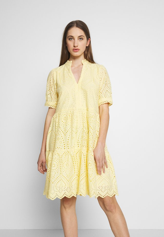 YASHOLI DRESS  - Day dress - golden haze