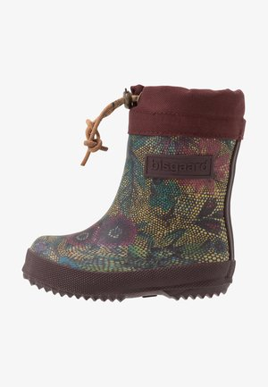 THERMO BOOT - Wellies - bordeaux