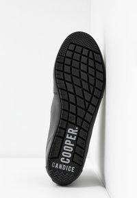 Candice Cooper - PLUS - Sneakers high - nero/antracite - 6