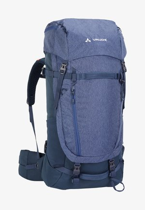 ASTRUM EVO 55+10 - Hiking rucksack - sailor blue