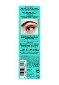L'Oréal Paris - INSTA-BROW CAMILA - Eyebrow pencil - 01 light - 2